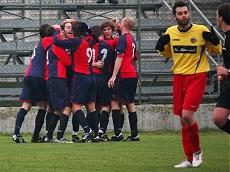 Pro Desenzano campione d'inverno - campionato Eccellenza 2009/2010